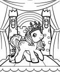 My Little Pony Coloring Pages for boys