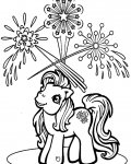 My Little Pony Free coloring pages for boys