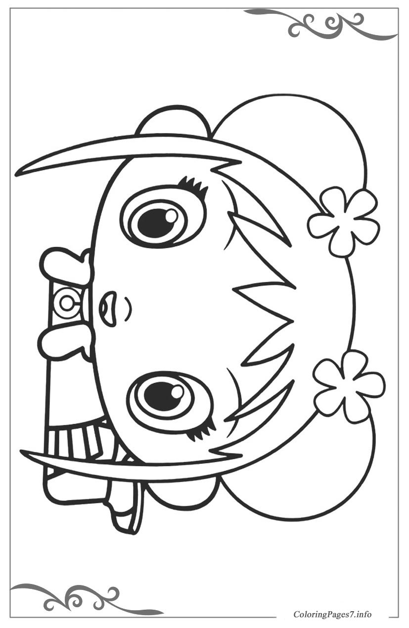 ni hao kailan online coloring for kids