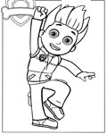 PAW Patrol Printable coloring pages for girls
