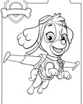 PAW Patrol Download coloring pages