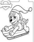 PAW Patrol Download and print coloring pages for kids