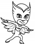 PJ Masks Coloring Page for your Little Ones