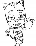 PJ Masks Free coloring pages for boys