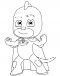 PJ Masks Download coloring pages