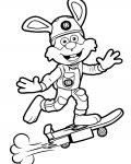 Roary the Racing Car Free Coloring Pages