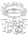 Rugrats Download coloring pages