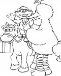 Sesame Street Free coloring pages for boys