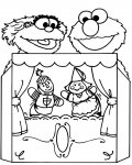 Sesame Street Download coloring pages