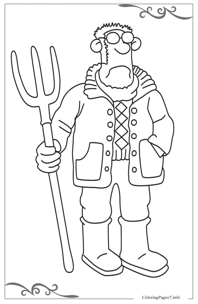 Shaun the sheep Download free coloring pages for kids