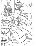 Sleeping Beauty Сoloring pages for girls