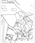 Sleeping Beauty Coloring Pages for boys