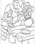 Snow White Online Coloring Pages for girls