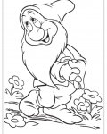 Snow White Coloring Pages for boys