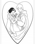 Snow White Download coloring pages
