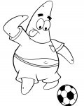 SpongeBob SquarePants Online Coloring Pages for boys