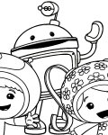 Team Umizoomi Download and print coloring pages for kids