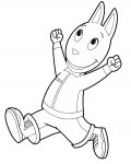 The Backyardigans Online Coloring Pages for boys