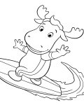 The Backyardigans Download and print coloring pages for kids