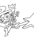 The Fairly OddParents Free Coloring Pages