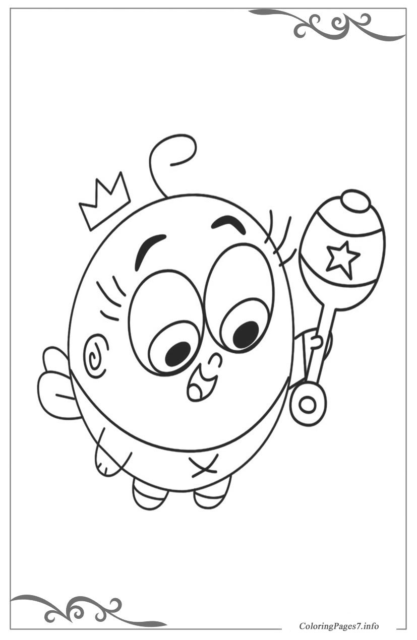 The Fairly OddParents Coloring Pages for children