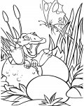 The Land Before Time Printable coloring pages for girls