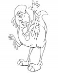 The Land Before Time Download and print coloring pages for kids