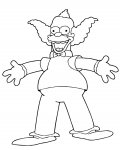 The Simpsons Printable coloring pages online