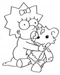 The Simpsons Download coloring pages