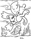 The Smurfs Printable coloring pages online