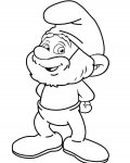The Smurfs Free Online Coloring Pages