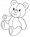 Toys Free Coloring Pages