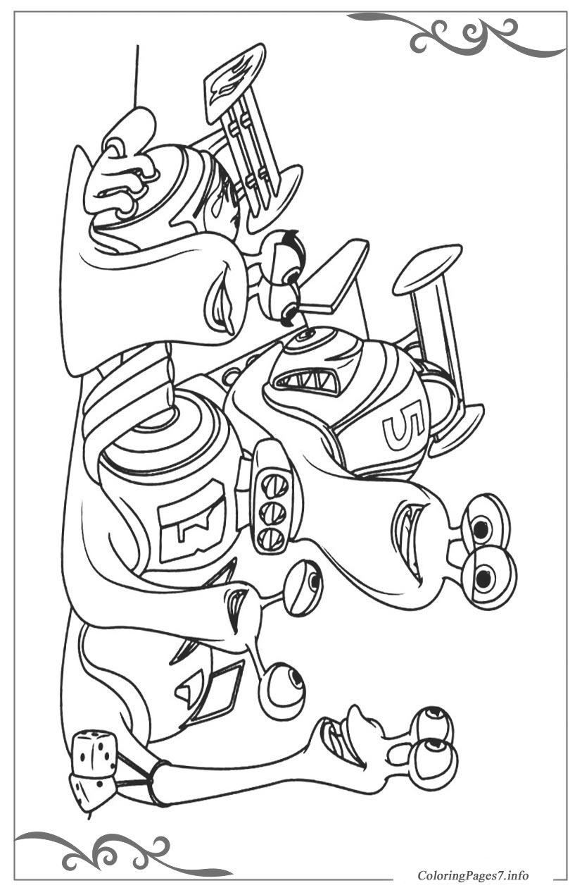 Mickey Mouse online Coloring Pages for girls | 1270x827