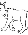 Wolves Printable coloring pages online