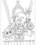 Wreck-It Ralph Coloring page template printing