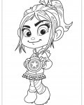 Wreck-It Ralph Coloring Pages for boys