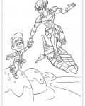 Wreck-It Ralph Download coloring pages