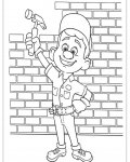 Wreck-It Ralph Download and print coloring pages for kids